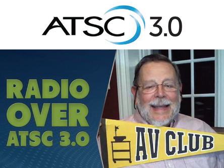 This Week in Radio Tech looks at the launch of ATSC 3.0 Radio!