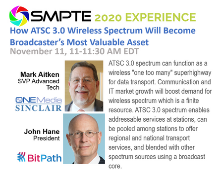 ATSC Wireless Spectrum - Broadcasters' Most Valuable Asset