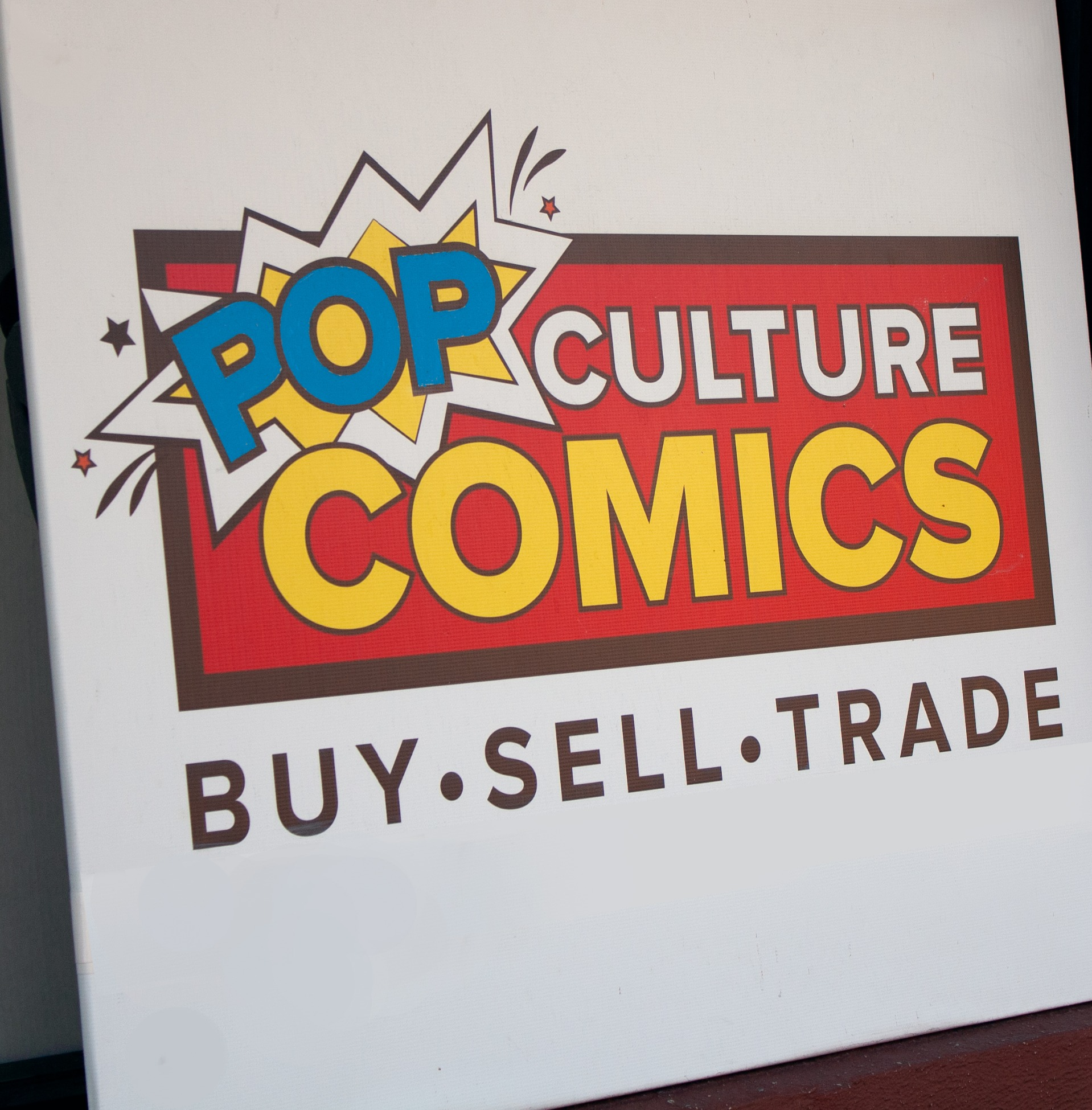 Buy Sell Toys & Comics | Pop Culture Comics - Pittsburgh, PA