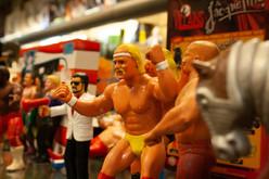 WWE Wrestlers / LJN