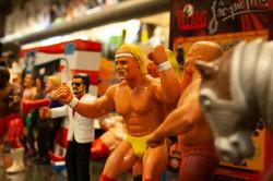 LJN WWF wrestlers
