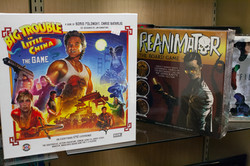 We sell select board games