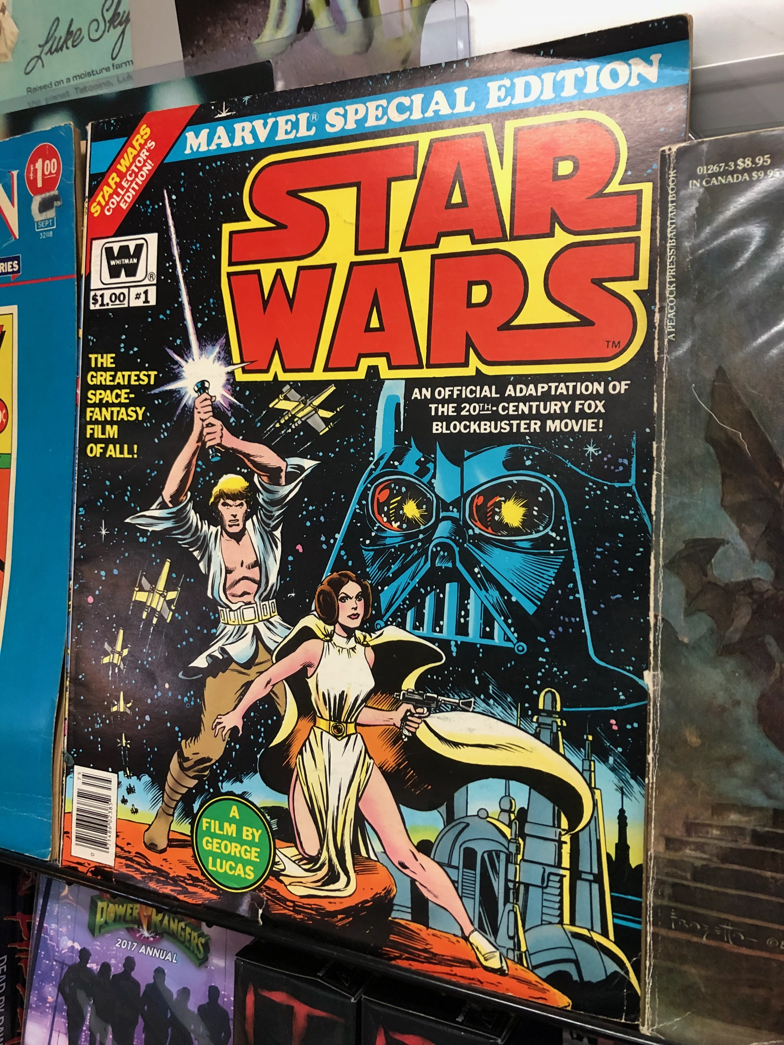 Star Wars back issues