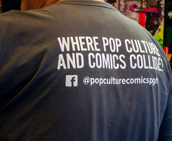 Where Pop Culture and Comics Collide