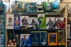 DC Collectible statues