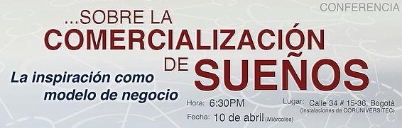 Conferencia 10 de abril Negocios