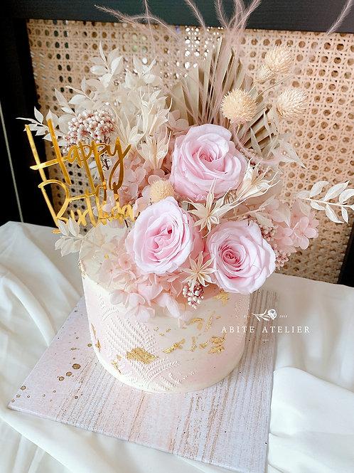 Blossom Buttercream Cake