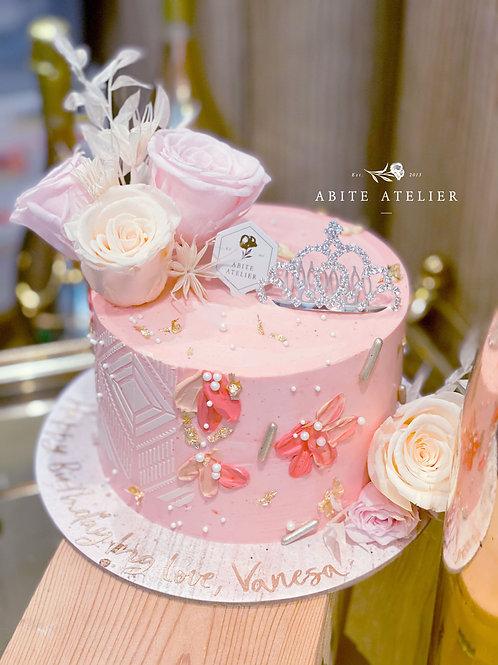 Luna Buttercream Cake