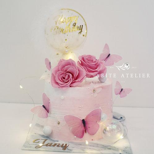 Jany Buttercream Cake