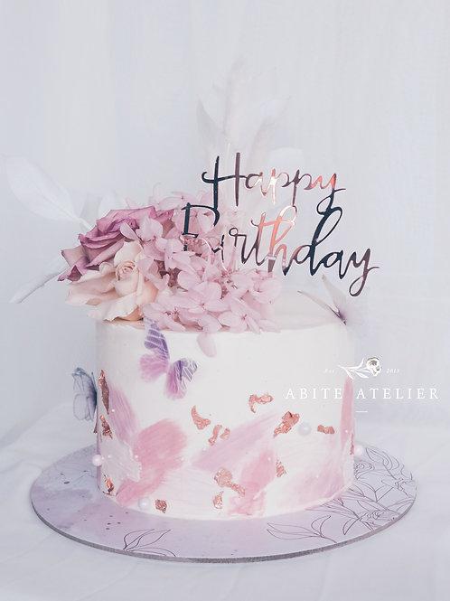 Alyana Buttercream Cake