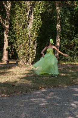 """The Green Weeding"""