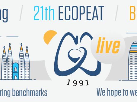 21st ECOPEAT Barcelona 2021