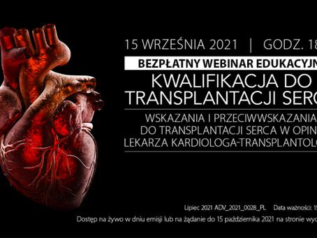Kwalifikacja do transplantacji serca