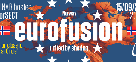 2nd EBCP EuroFusion Webinar hosted by NorSECT