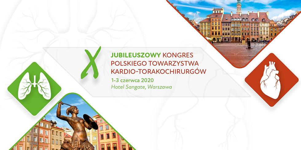 Kongres Polskiego Towarzystwa Kardio - Torakochirurgów