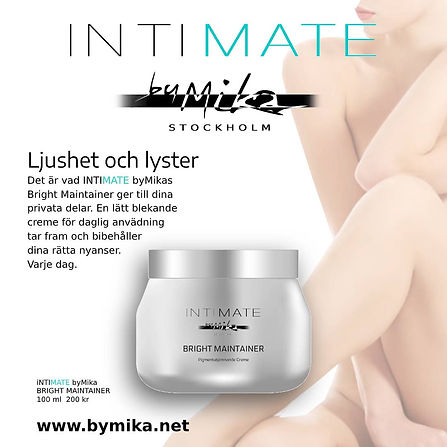 Intimate byMika Bright Maintainer