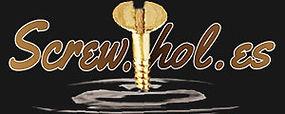 Screwholes, Logo byMika