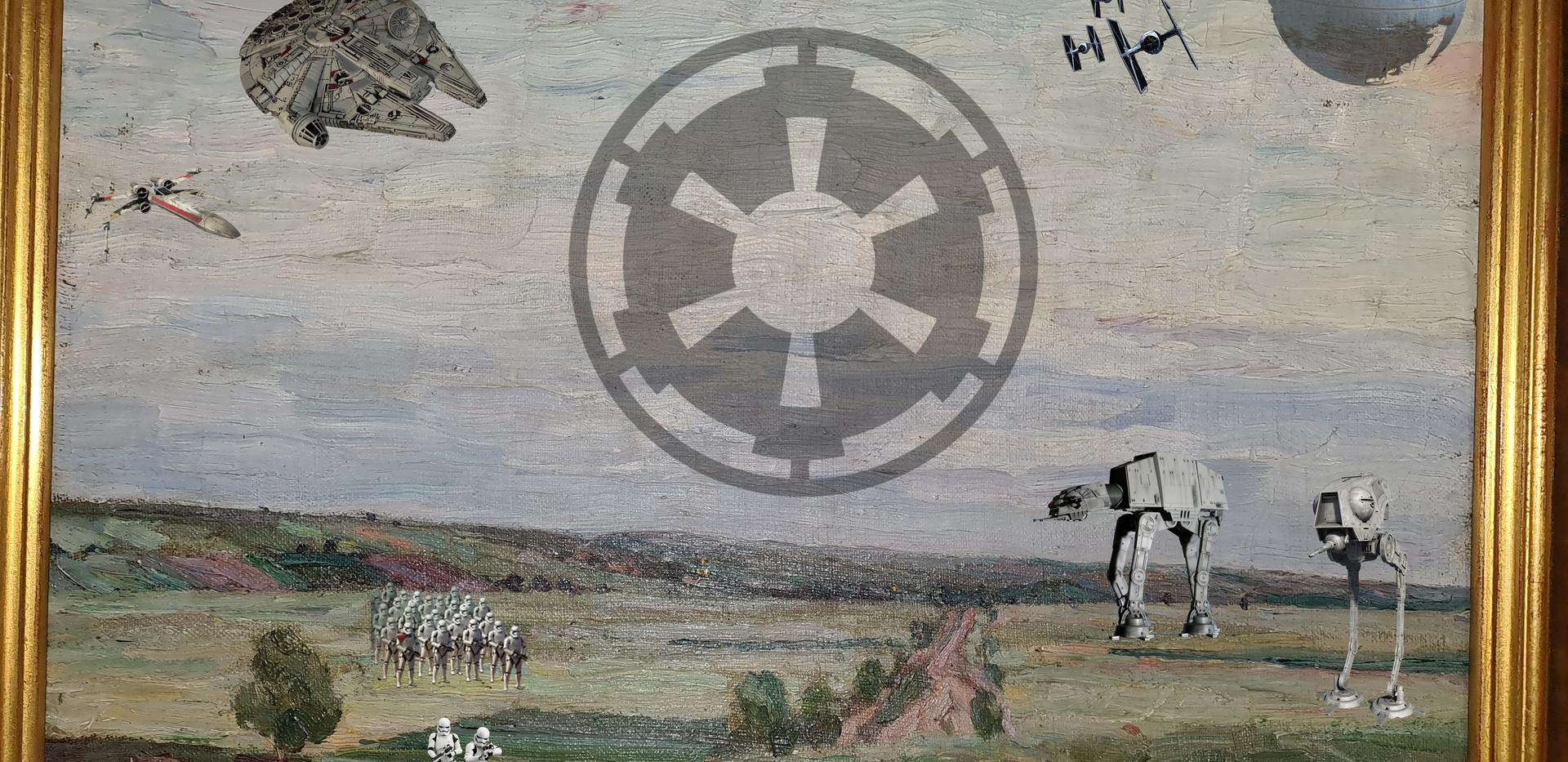 STAR WARS REUSED