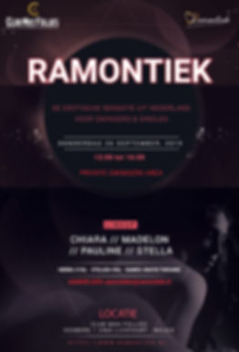 Flyer-Ramontiek-BE-Edition-official-Sexj