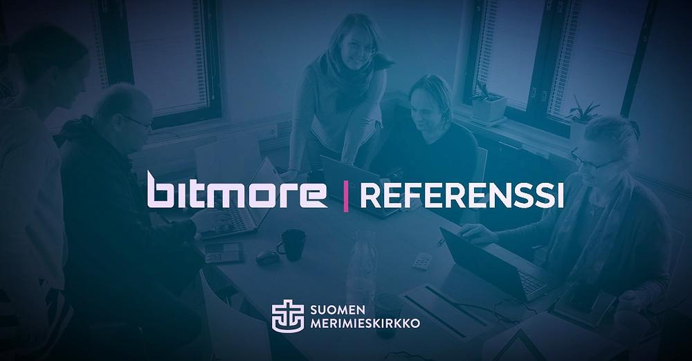 Bitmore Referenssi - Suomen Merimieskirkko