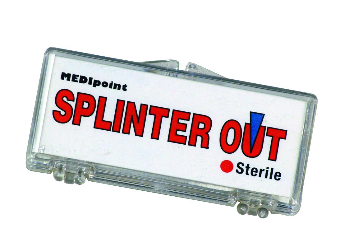 Splinter Out