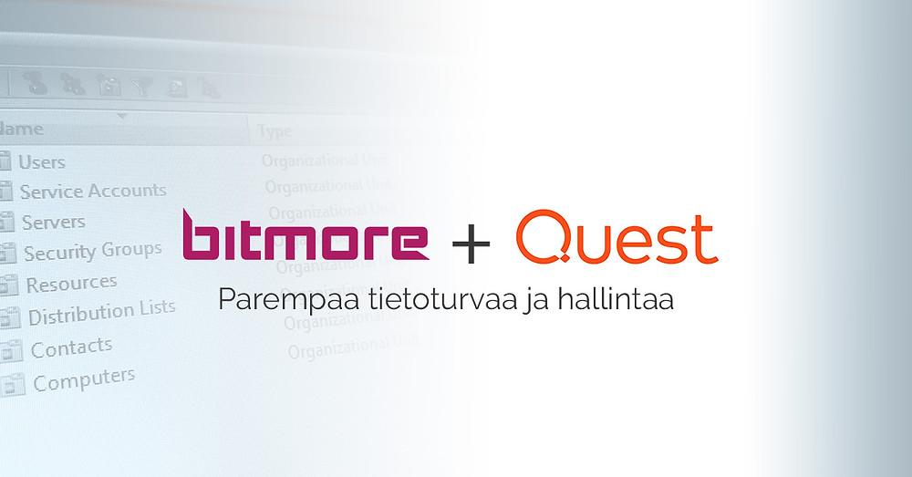 Bitmore Quest Softwaren kumppani