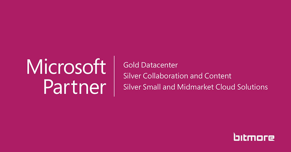 Microsoft Gold and Silver Partner
