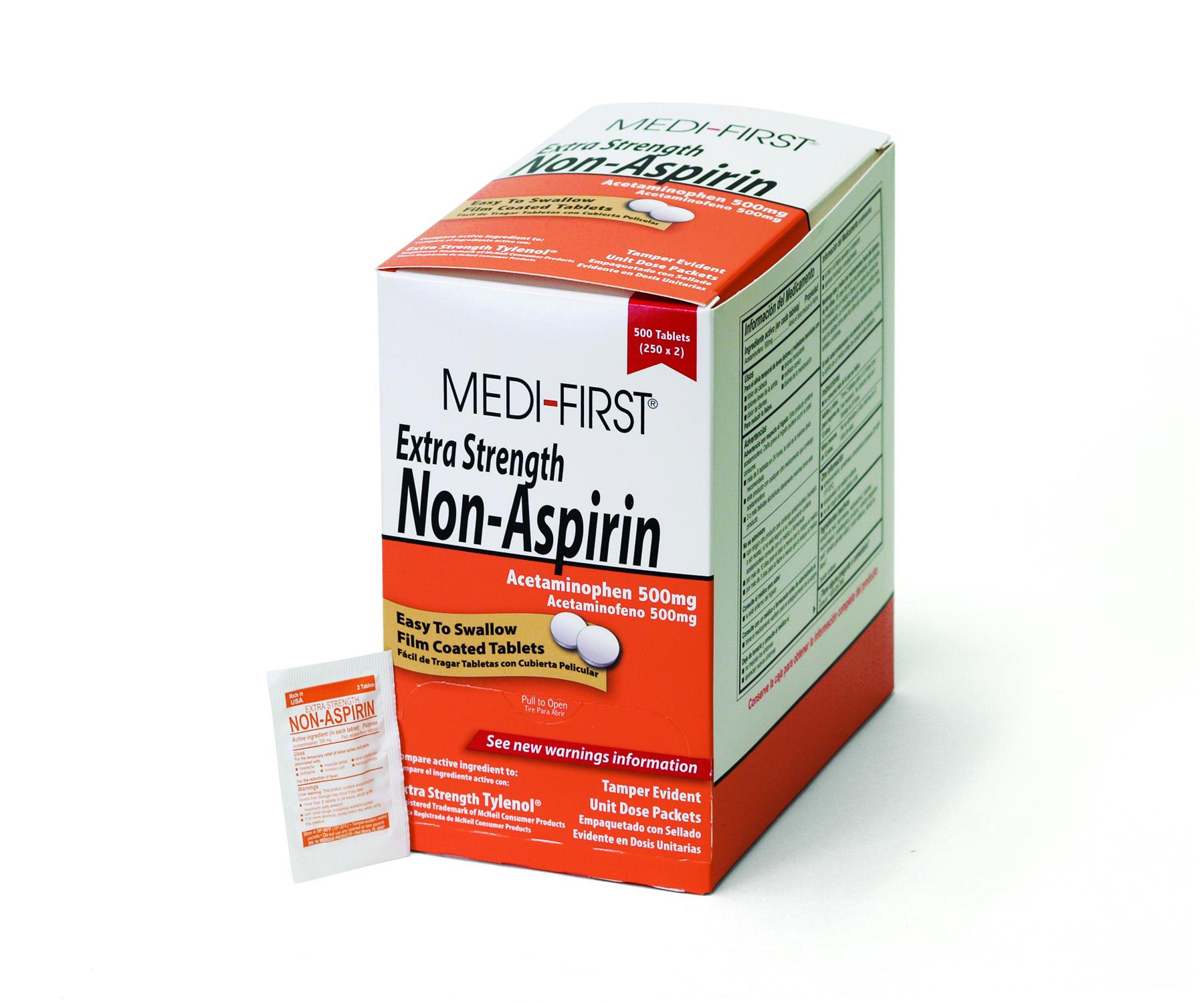 Non-Aspirin Extra Strength