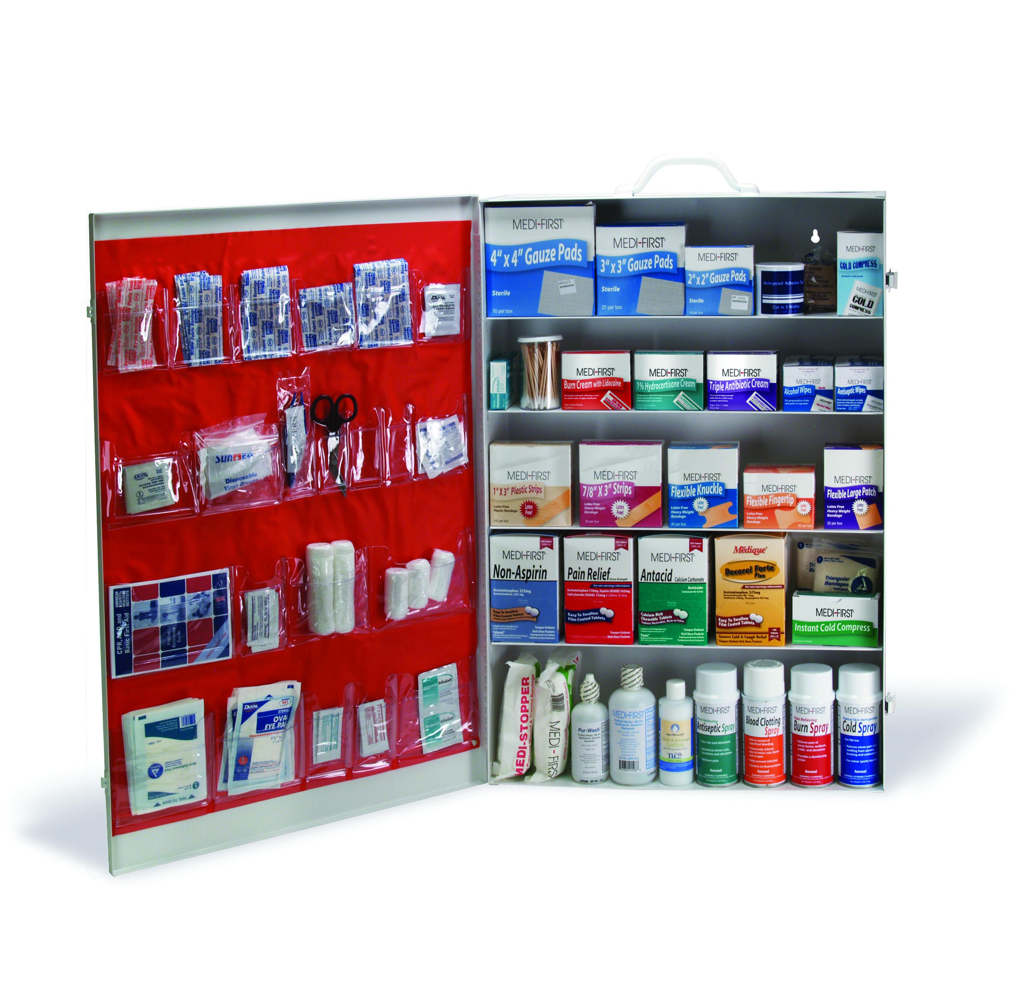 5 Shelf Kit (With door pockets)