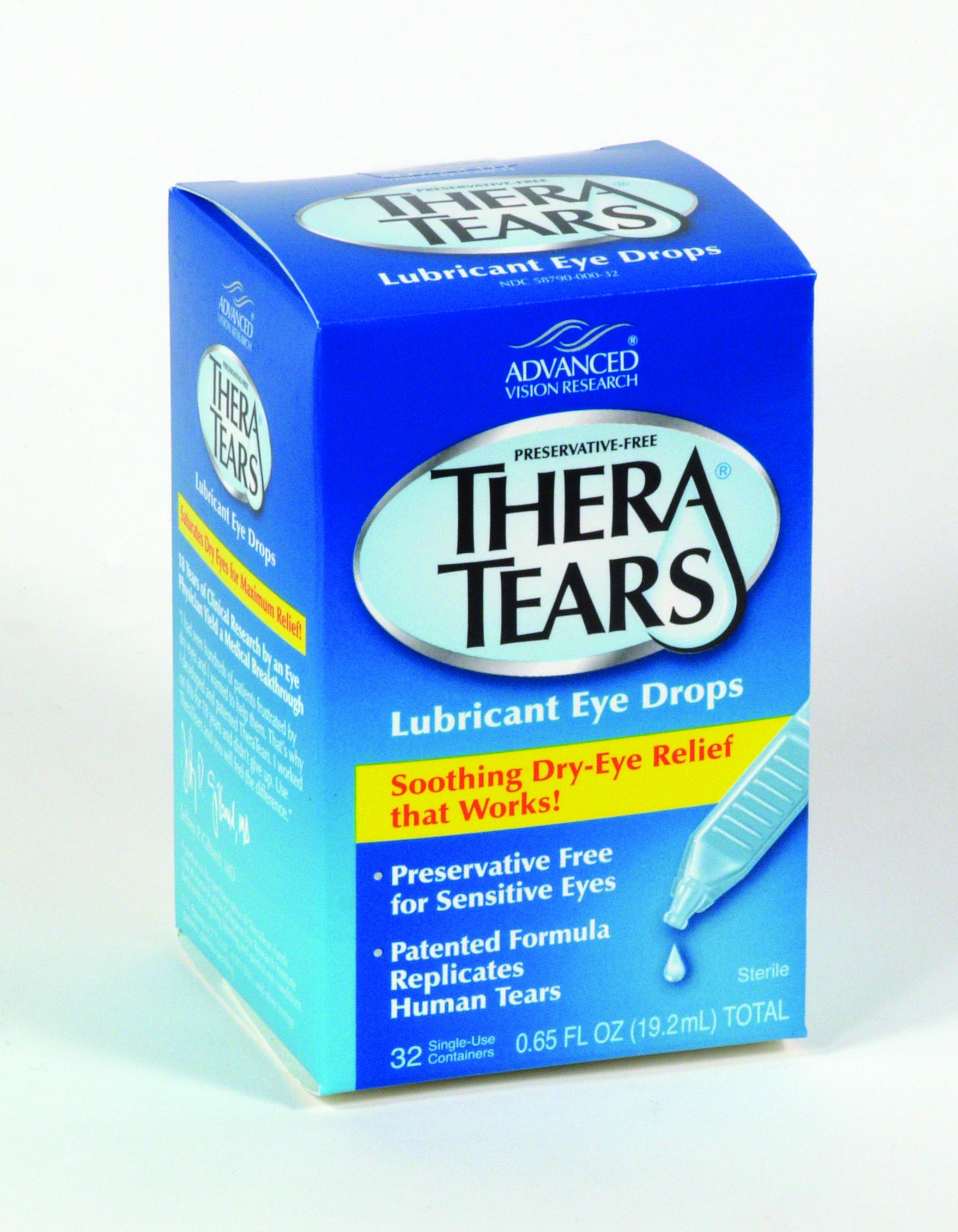 Thera Tears Eye Drops