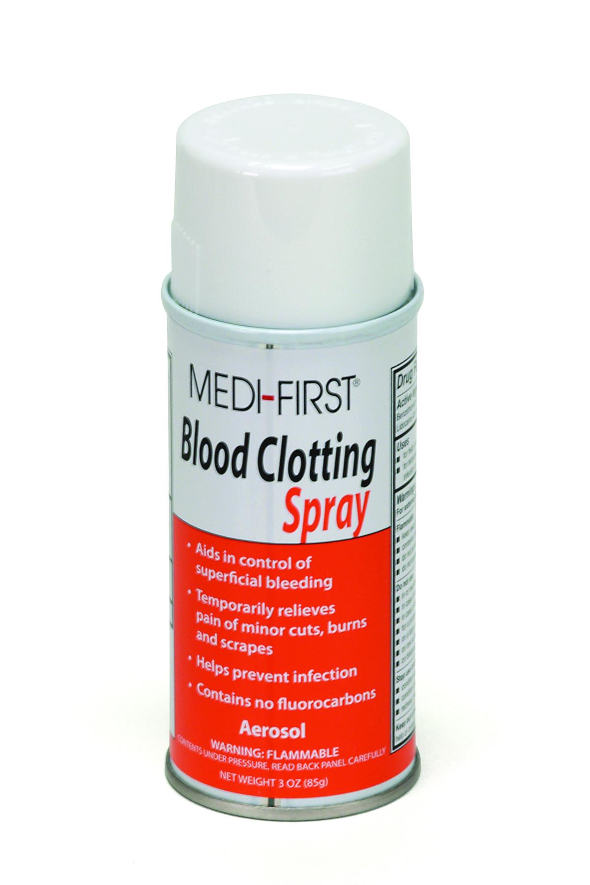 Blood Clotting Spray