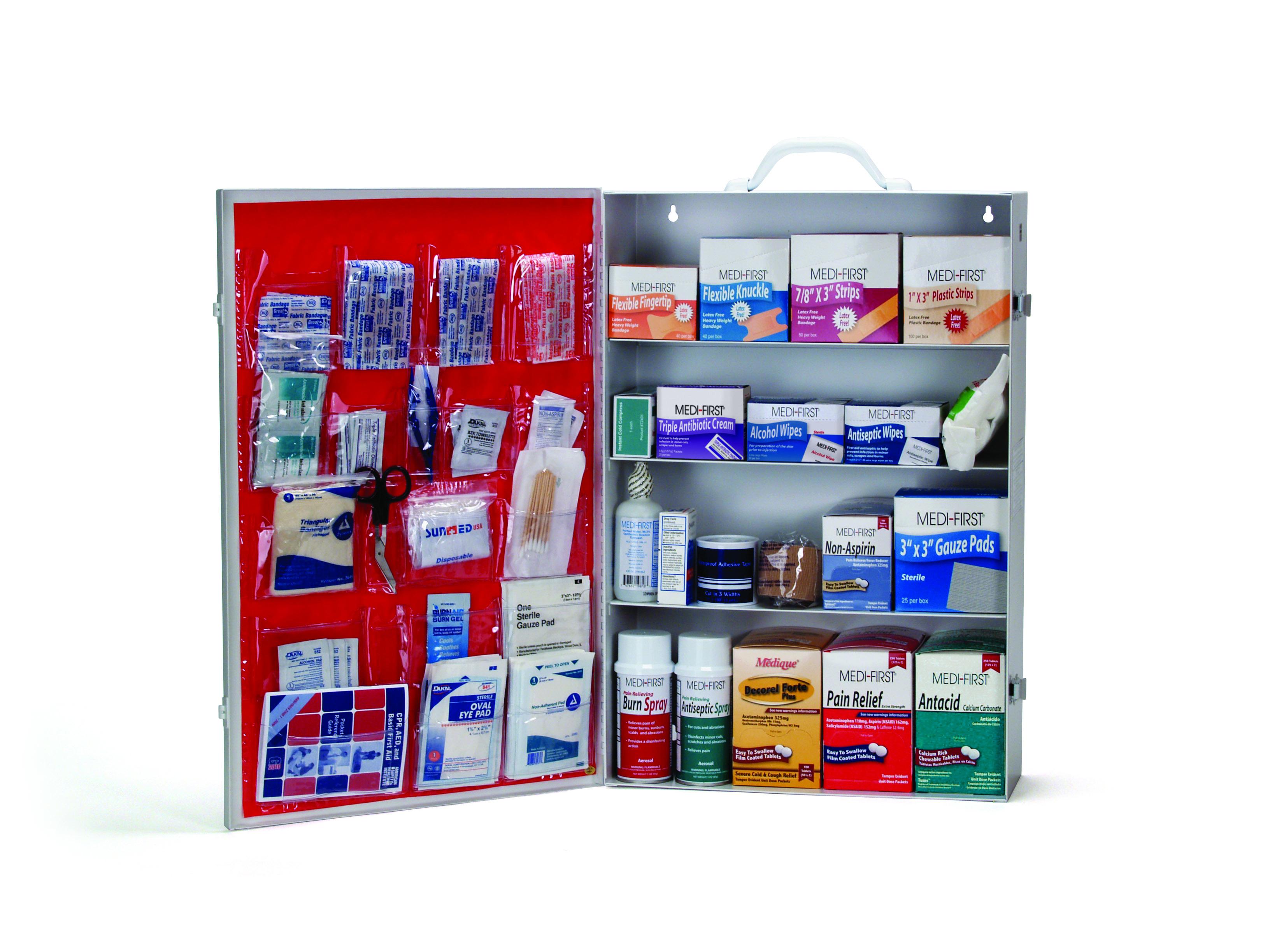 4 Shelf Kit (With door pockets)
