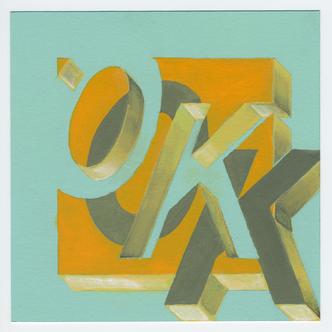 """(It's OK to be) Not OK"""