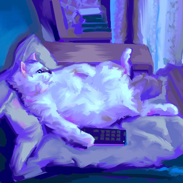 """Living Like Cats"""