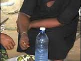 En Nigeria un porcentaje de las mujeres luchan por ser Gordas.