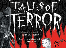 Cover Reveal: Tales Of Terror series by Chris Priestley and David Roberts