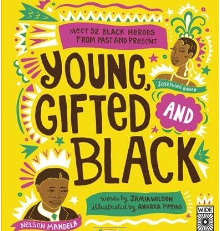 'Young Gifted and Black' by Jamia Wilson Review, illustrated by Andrea Pippins