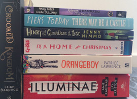 Top Ten Tuesday: Books on my TBR list for Autumn
