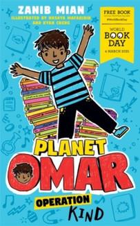 Planet Omar: Operation Kind - Zanib Mian & Nasaya Mafaridik