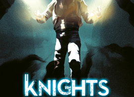 The Knights of the Borrowed Dark by Dave Rudden