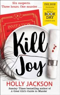 Kill Joy - Holly Jackson (YA 14+)