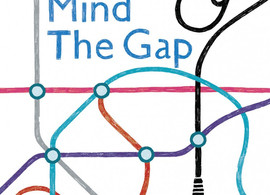 Cover Reveal: Mind the Gap by Phil Earle