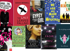 Ten Books Celebrating Diversity