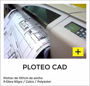 Ploteos CAD