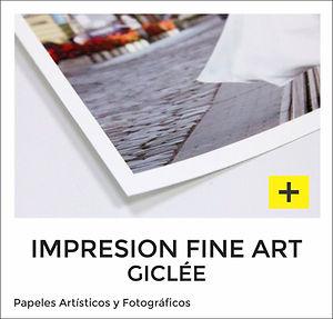 Impresión Fine Art Giclée