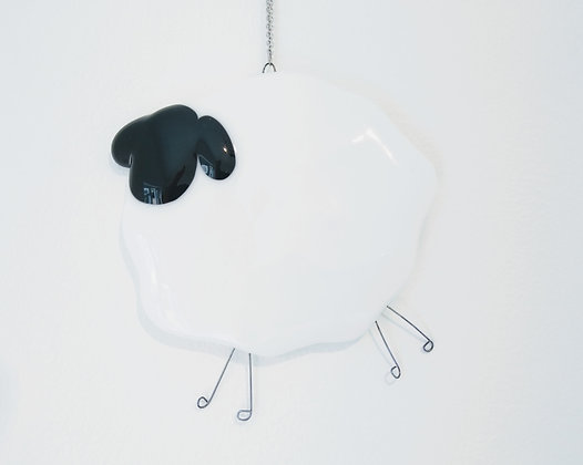 Sheep suncatchers