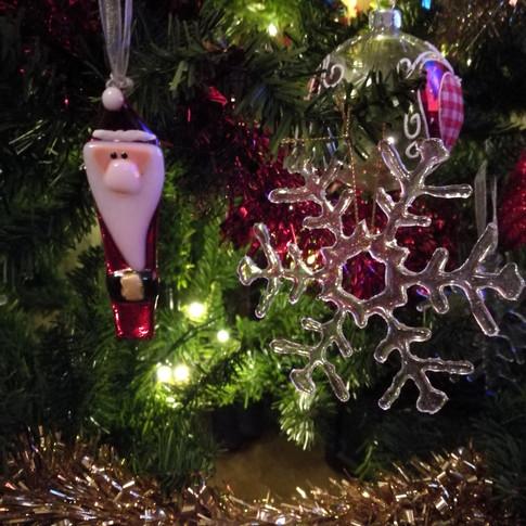 Christmas at the Kenrick's