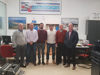 La Junta directiva de Fetransa se reúne en Santander