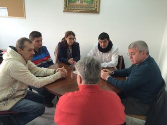 """Visita del Partido Popular a """"Upatrans Bierzo y León"""""""