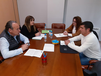 Reunión con los candidatos del Partido Popular al Congreso y Senado por la provincia de León